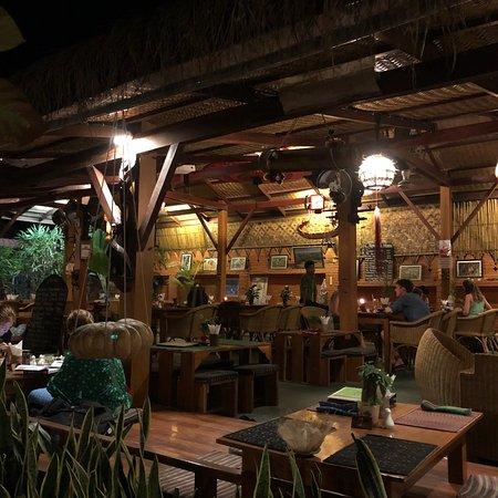 Moon Restaurant New Bagan