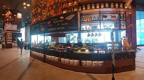 Amari Watergate Bangkok: Amaya food gallery