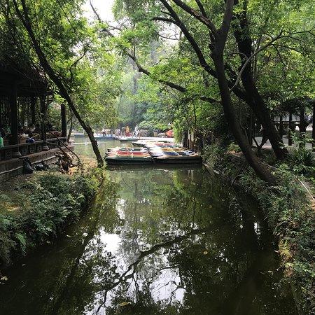 Chengdu Renmin Park: sights seen around the park