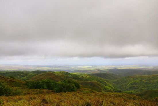 Agat, Mariana Islands: ラムラム山登山道からの景色