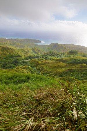 Agat, Mariana Islands : ラムラム山頂上からの景色