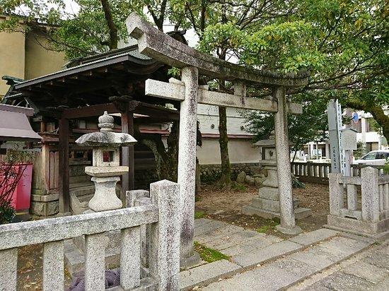 Miyazu, Japan: メイン通りからすぐなのにひっそりと静か
