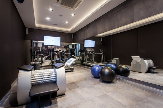 Mamaison Residence Diana Warsaw: Fitness Room