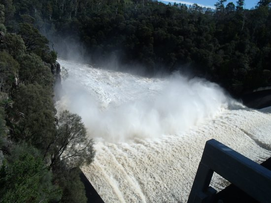 Launceston, Australia: Source of electricity in Tasmania