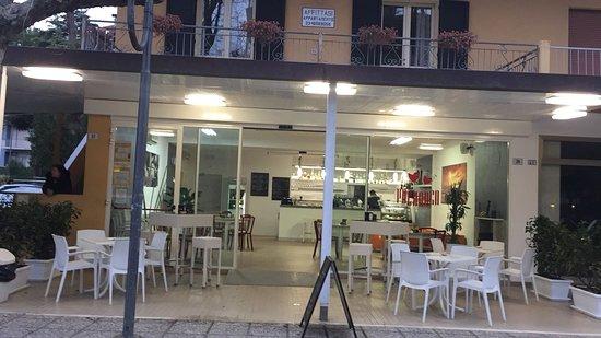 Bagno Mediterraneo Pinarella : Pachanga wine bar pinarella ristorante recensioni numero di