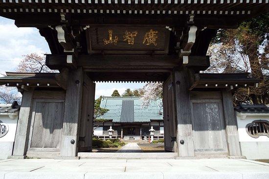 โกเท็มบา , ญี่ปุ่น: 大乗寺の正門。