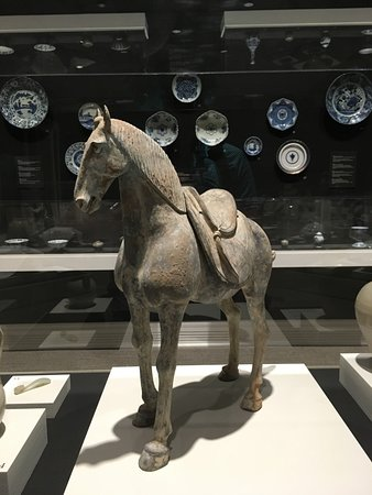 Ackland Art Museum: Horse.