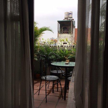 Meilleur hôtel de tout mon séjour au Vietnam