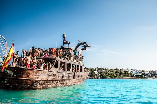 ‪Pirate Boat Mallorca‬