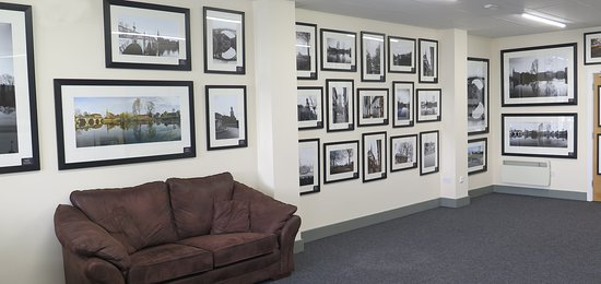 Photography gallery in Shrewsbury Shropshire