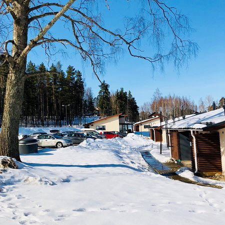 A good Finnish Holiday Resort
