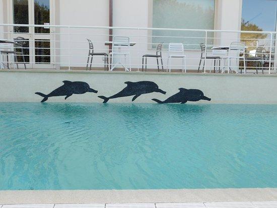 Logo piscina Hotel Oceano Marina di Pietrasanta