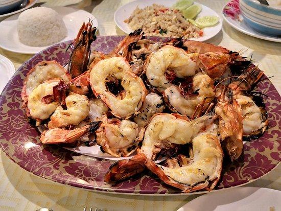 Really good seafood.