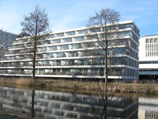 South Holland Province, The Netherlands: Las nuevas edificaciones