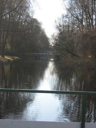 South Holland Province, The Netherlands: y los tradicionales canales