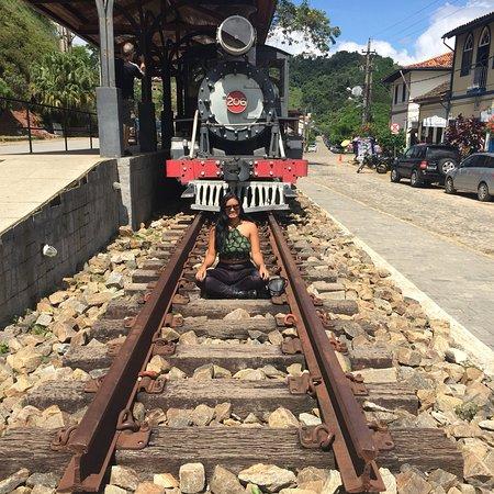 Museu Ferroviário de Valença: photo0.jpg