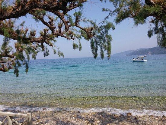 Corinthia Region, Greece: Sea view - Almiriki restaurant
