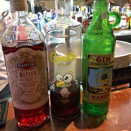 Gin Club Menorá