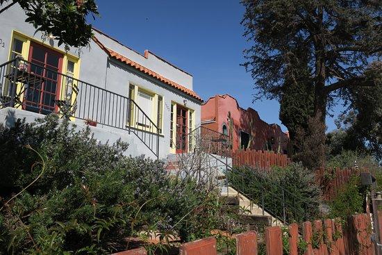 Los Feliz Lodge: Our bungalow