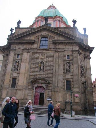 Kostel Nejsvětějšího Salvátora: Church of St. Salvator