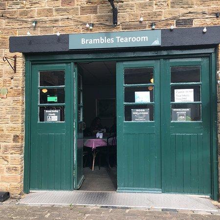 Brambles Tea Room Elsecar