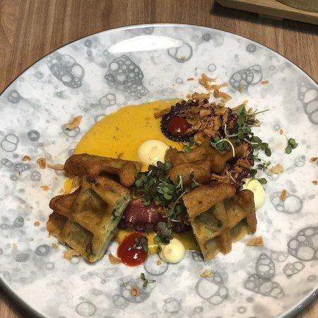 Restaurante tiemar la gastrofabrica en jerez de la for Cocina y alma jerez