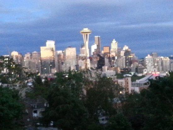Seattle vom Kerry Park aus gesehen