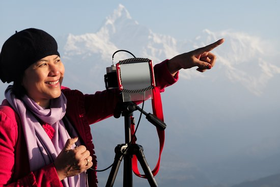 Kirtipur, Nepal: Sarangkot