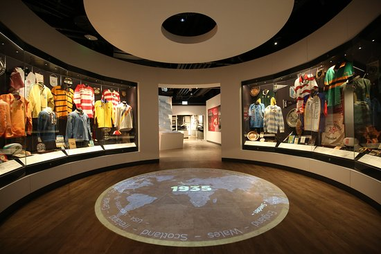 ‪World Rugby Museum‬