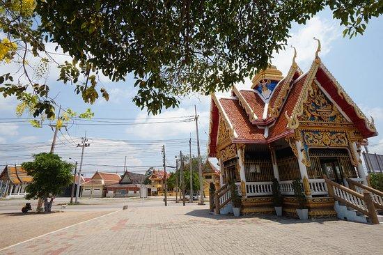 Samut Songkhram, Ταϊλάνδη: ที่จอดรถเพียบค่ะ