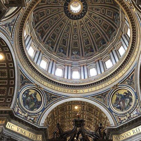 Skip the Line: Vatican Museums, Sistine Chapel and St. Peter's Basilica Tour – fénykép