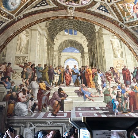 Skip the Line: Vatican Museums, Sistine Chapel and St. Peter's Basilica Tour – fénykép