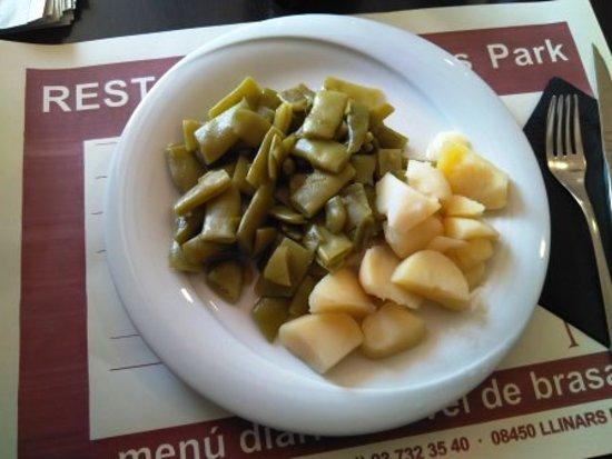 Llinars del Valles, Spain: Verduras