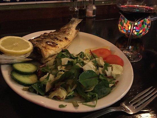 Maydanoz: Whole fish