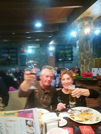 Arenas, Испания: Bar El Gato Italiano Pasta Y Pizza