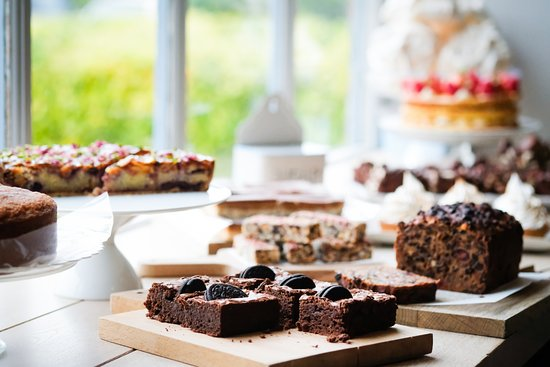 Sheriff Hutton, UK: Oreo brownies, lemon meringues & pure joy