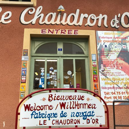 photo0 jpg - Picture of Le Chaudron d'Or, Montelimar - TripAdvisor