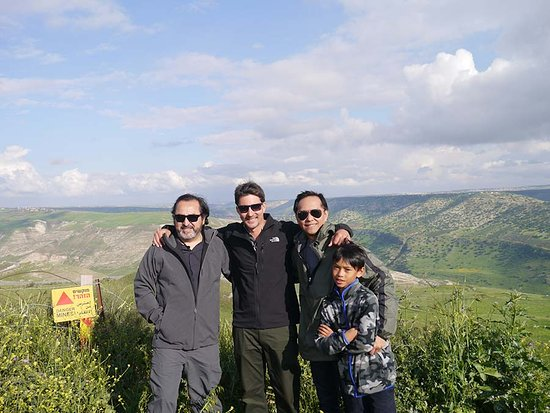 On The Border With Syria Picture Of Henry Maaravi Licensed Tour