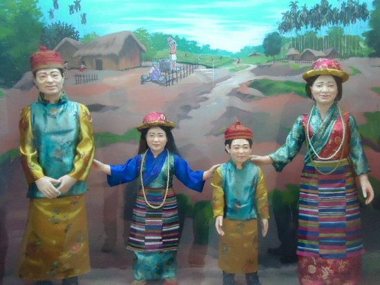 Tripura State Tribal Museum