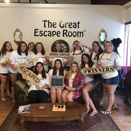 Best Escape Room Jacksonville