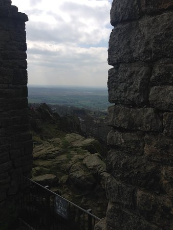 Mow Cop, UK: One of the Views