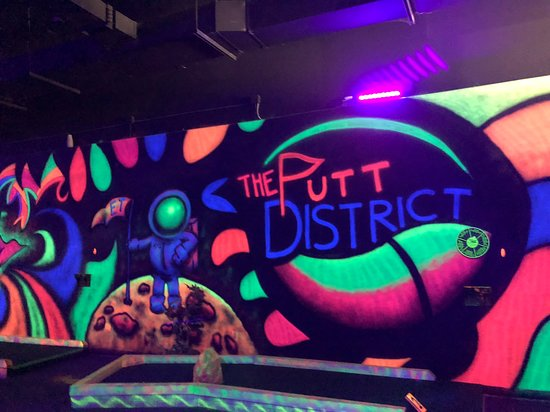 The Putt District