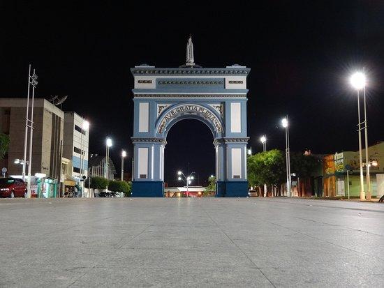 Arc of Nossa Senhora de Fátima