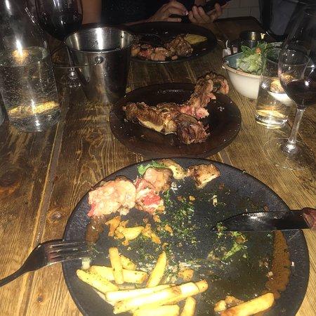 Väldigt bra kött!