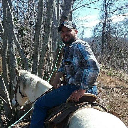 Valle Crucis, Carolina del Nord: Cowboy Kameron