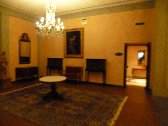 The Westin Excelsior Florence: Adjacent Common Area Leading from Elevator