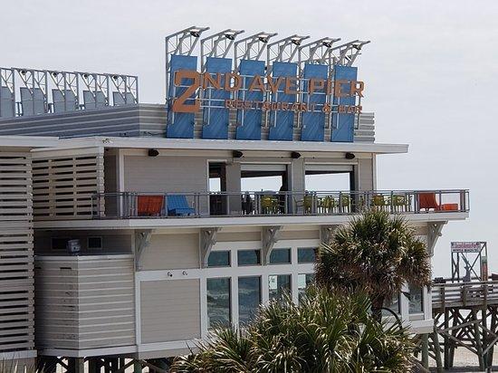 Nd Ave Pier Restaurant Myrtle Beach Sc
