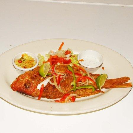 Naranja, FL: fried fish