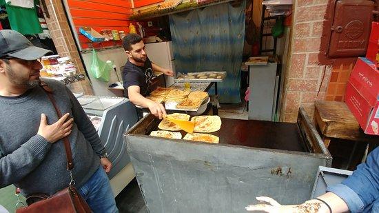 Marrakech Food Tours: Bread!