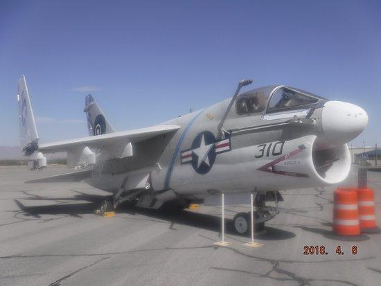 Santa Teresa, NM: A7 Corsair